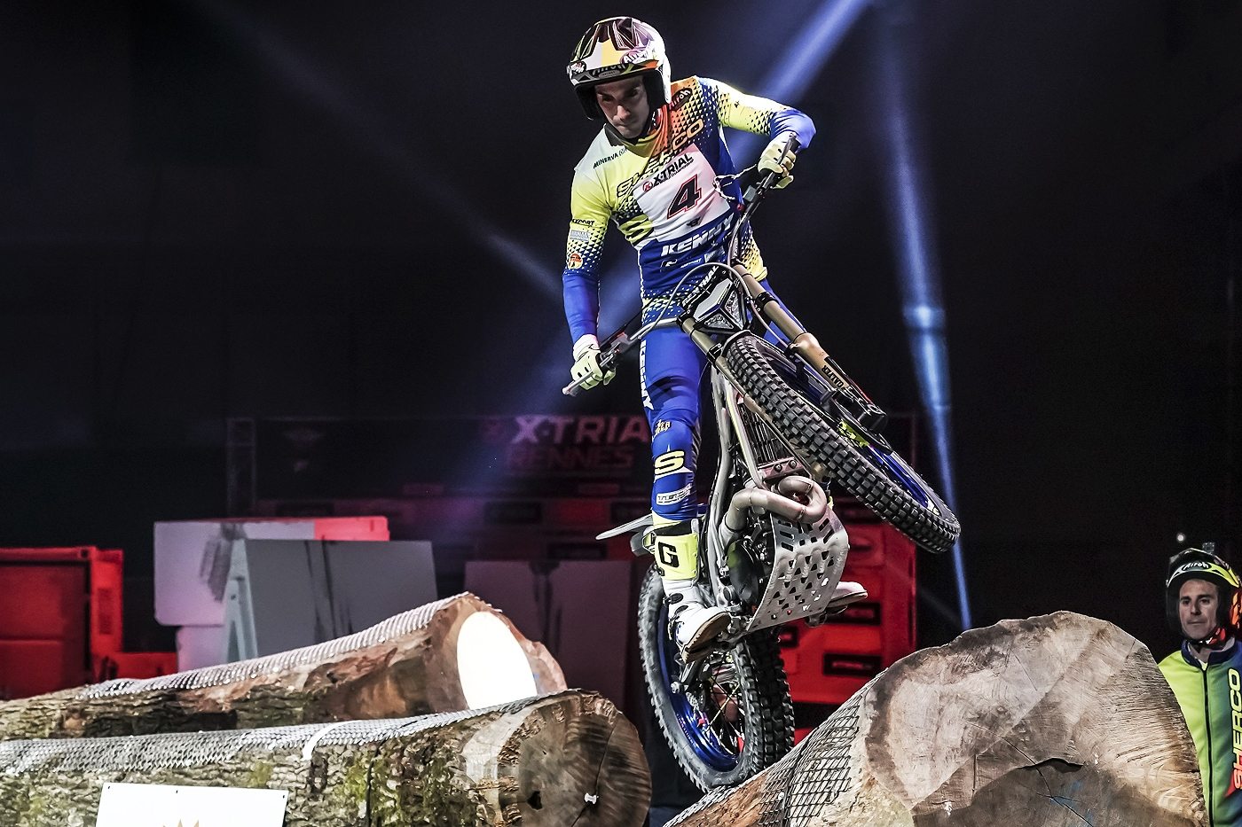 Fajardo, Gelabert and Casales prepare for X-Trial Budapest