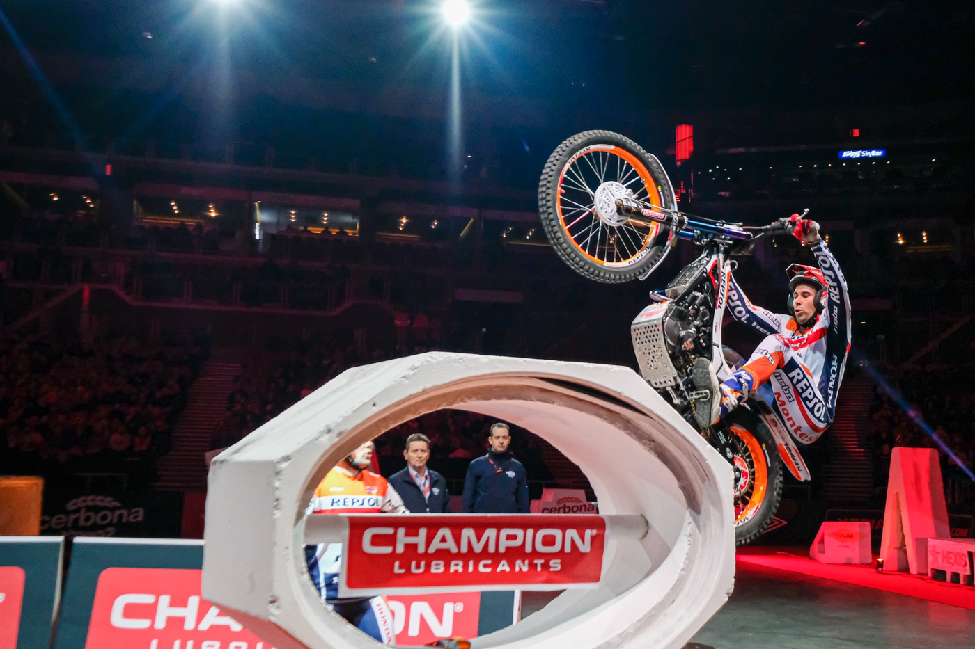 Bou wins X-Trial's closest ever Final