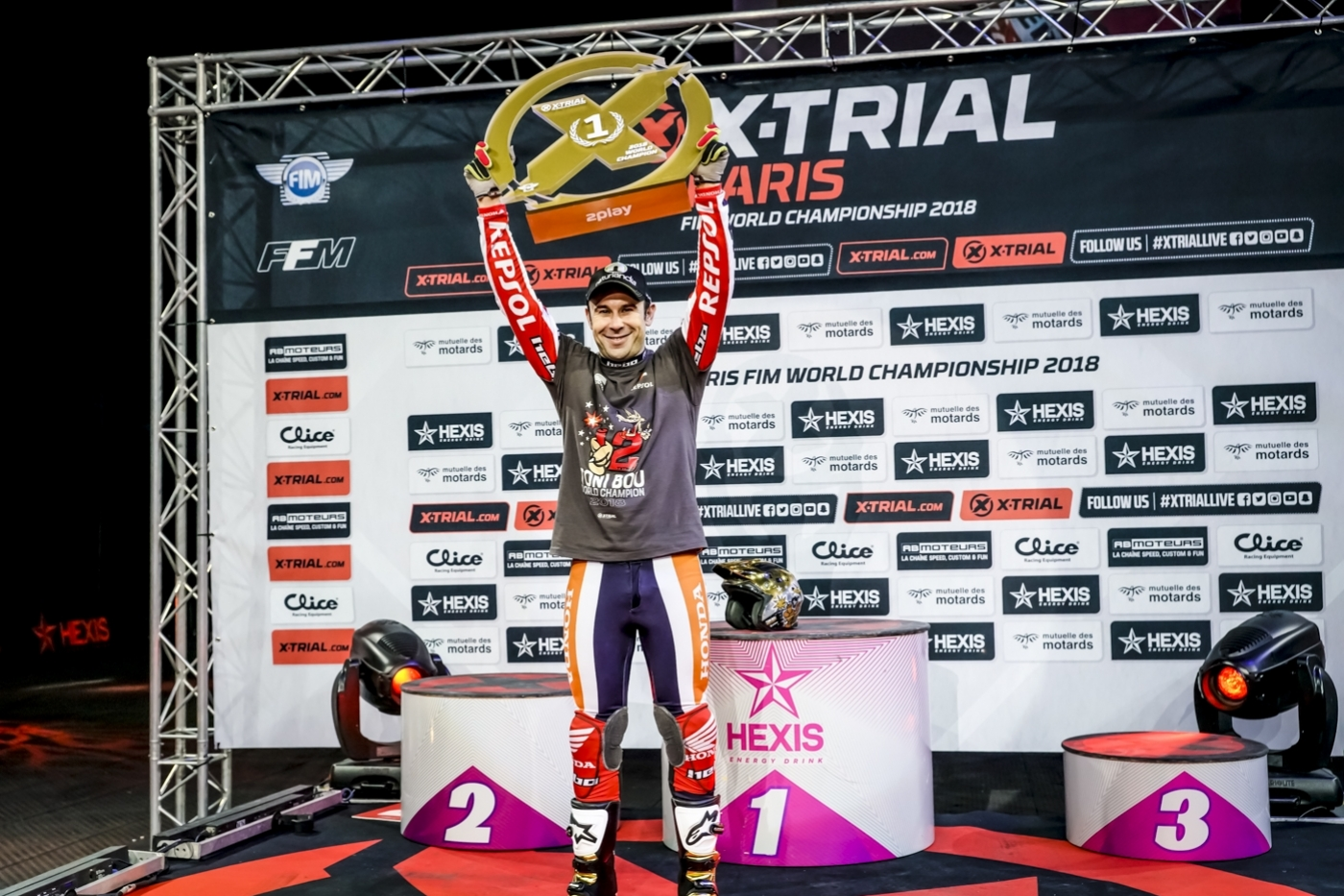 Toni Bou: The road to a twelfth title