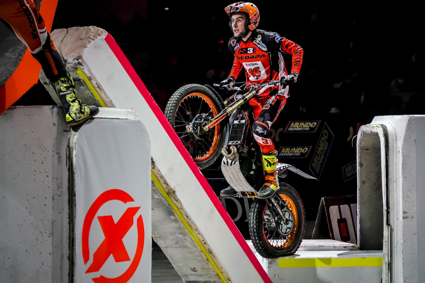 Marseille returns to the X-Trial World Championship