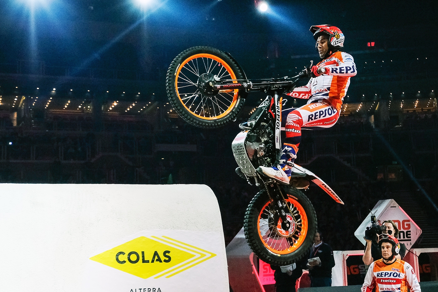 The stars of X-Trial head to Barcelona on 3rd February