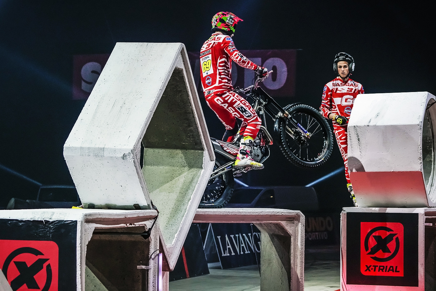 An exciting X-Trial is set up for Bilbao