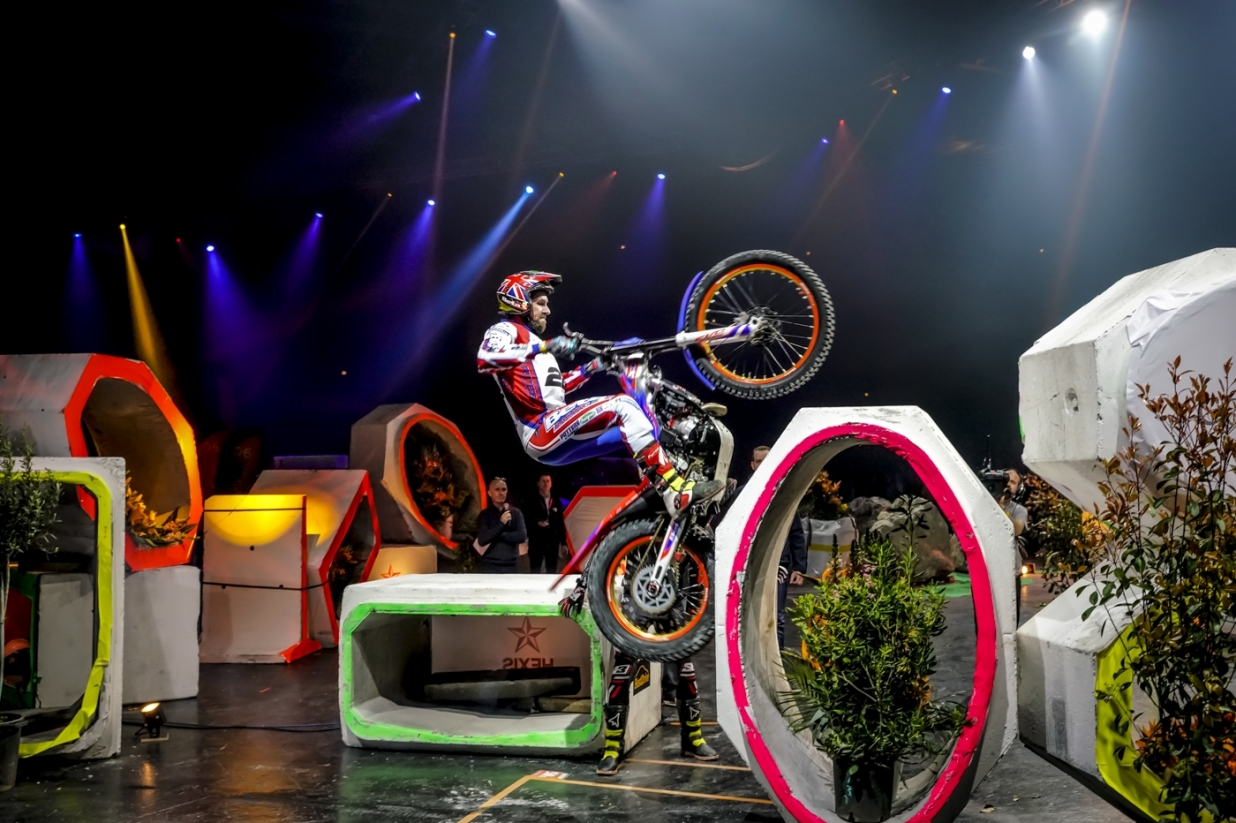 X-Trial des Nations - James Dabill
