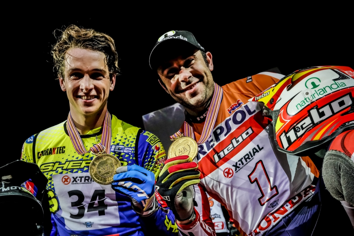 X-Trial des Nations - Bou & Gelabert - Winners