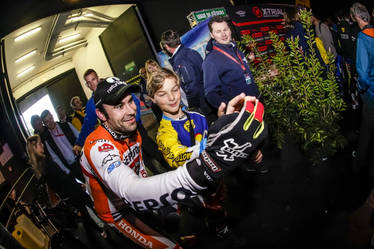 X-Trial des Nations - Toni Bou