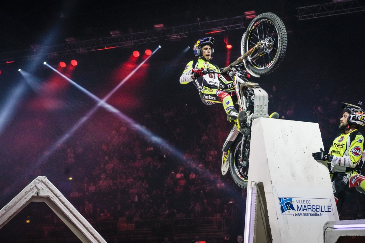 X-Trial Marseille 2019 - Adam Raga