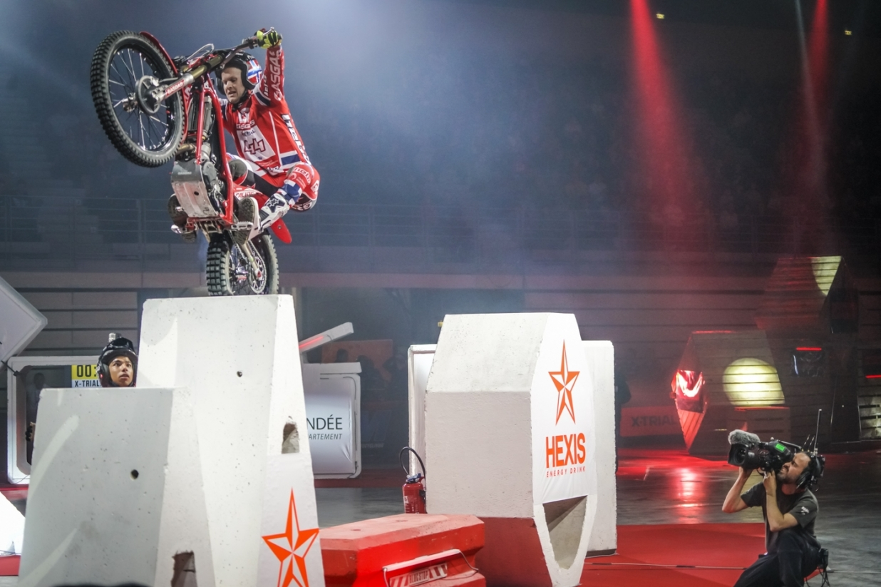 X-Trial des Nations 2019 - Hakon Pedersen
