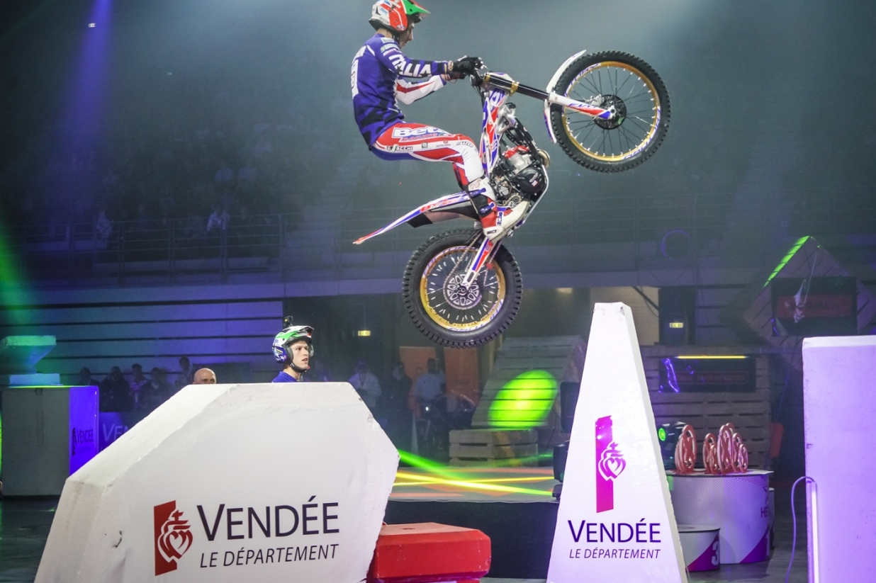 X-Trial des Nations 2019 - Luca Petrella