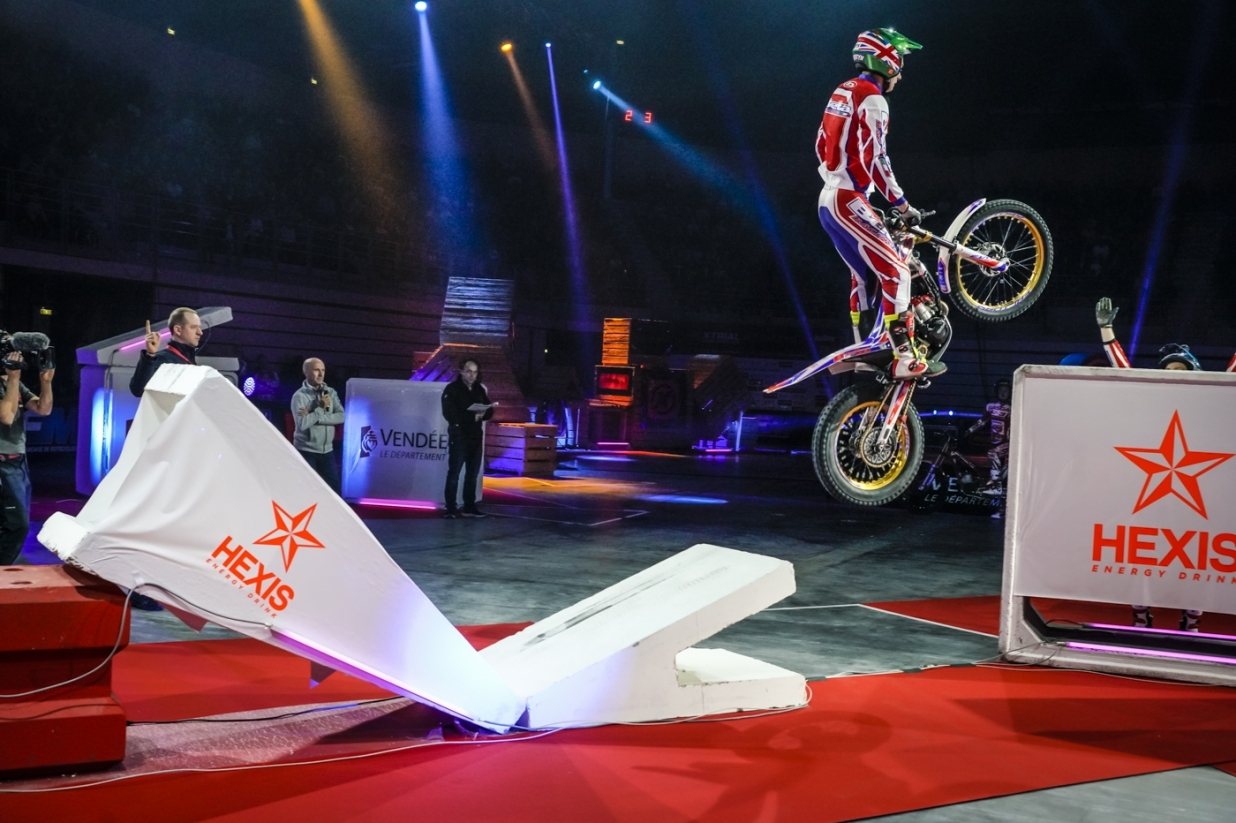 X-Trial des Nations 2019 - Toby Martyn