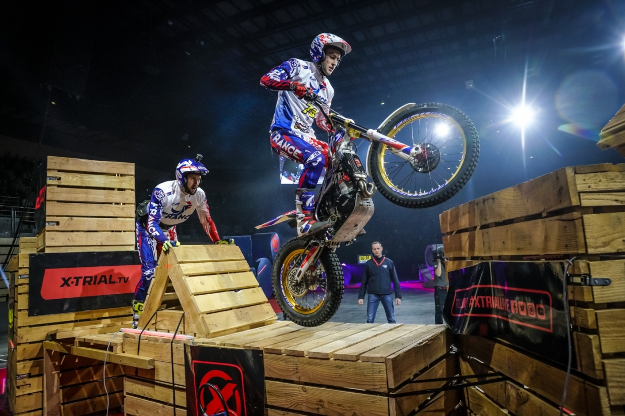 X-Trial des Nations 2019 - Benoit Bincaz