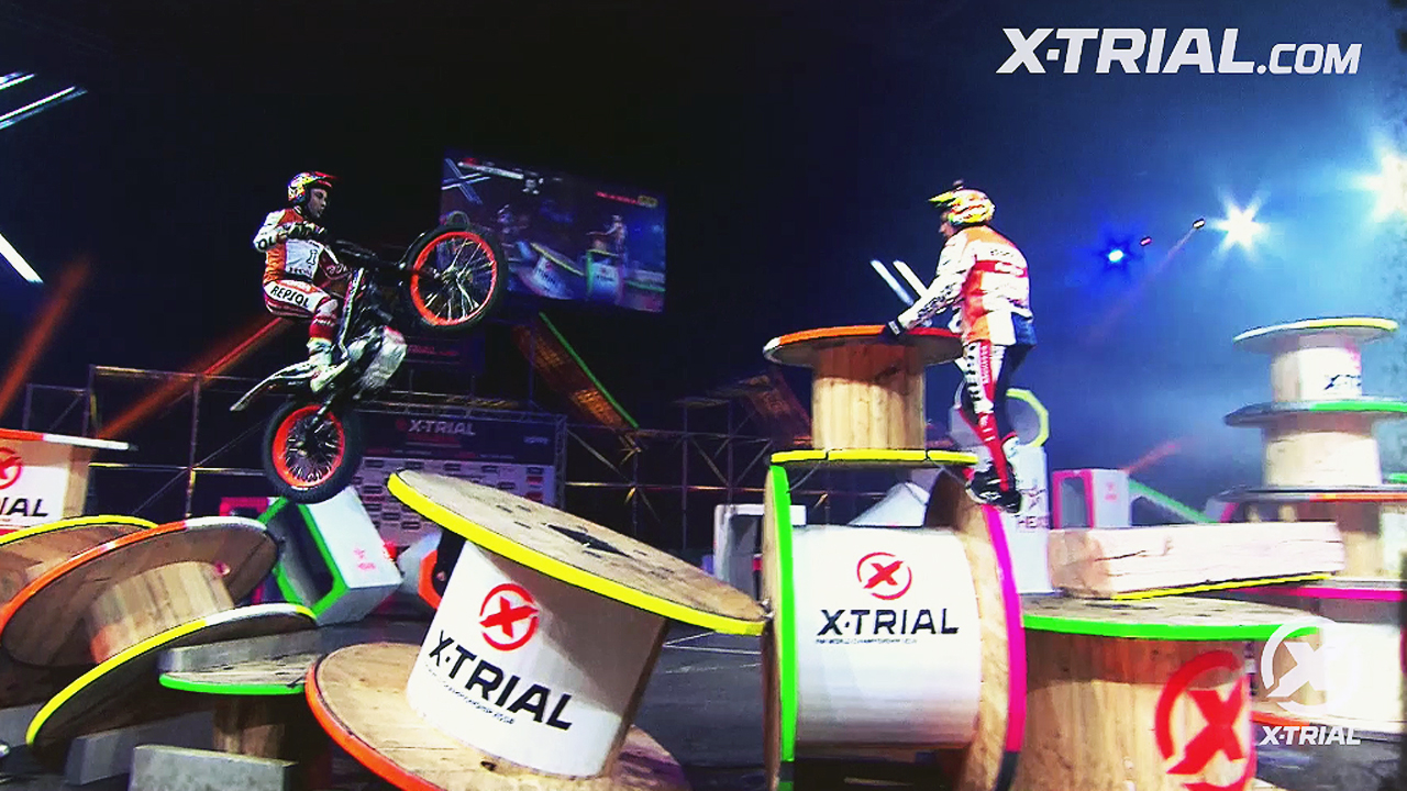 X-Trial Stars 2019 -  Toni Bou, twelve times the best !!