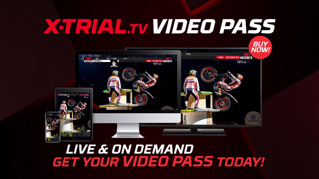 X-TRIAL 2019 VIDEO PASS