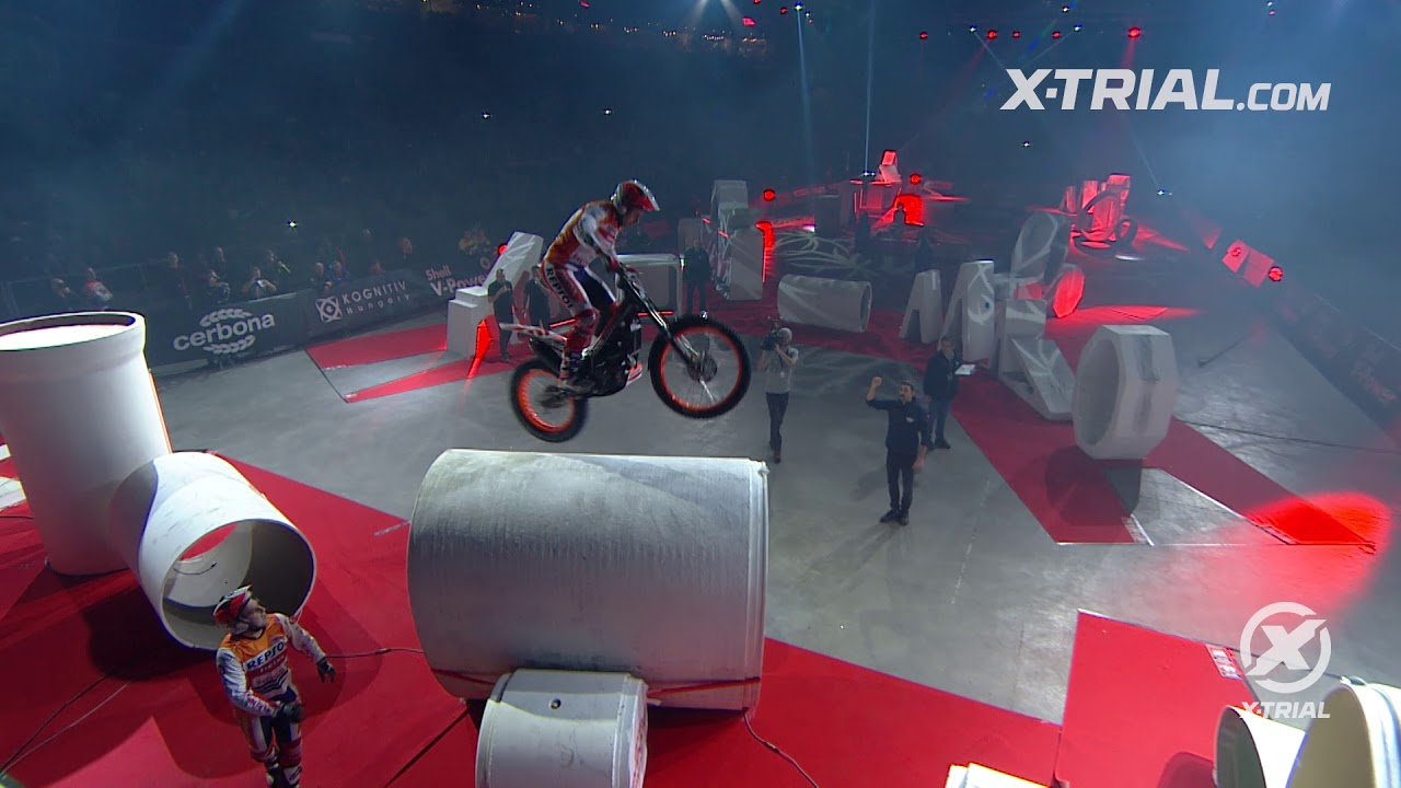 X-Trial Budapest 2019 - Toni Bou Action Clip