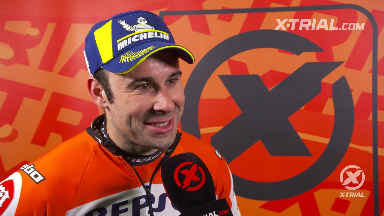 X-Trial Bilbao 2019 - Toni Bou Interview