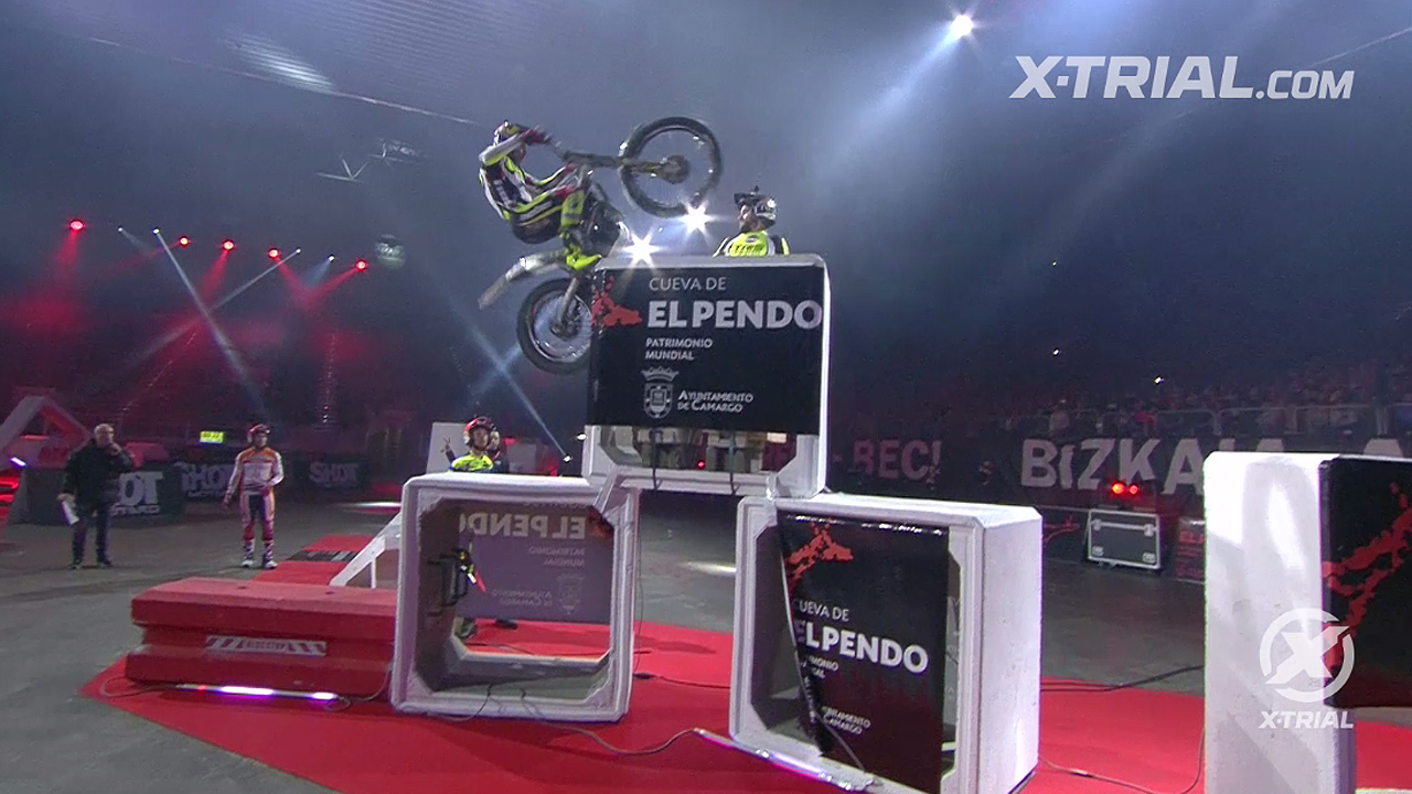 X-Trial Bilbao 2019 - Adam Raga Action Clip