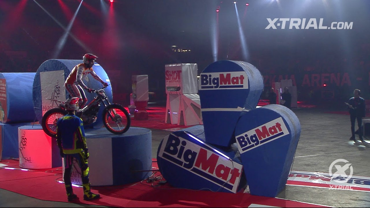 X-Trial Bilbao 2019 - Toni Bou Action Clip