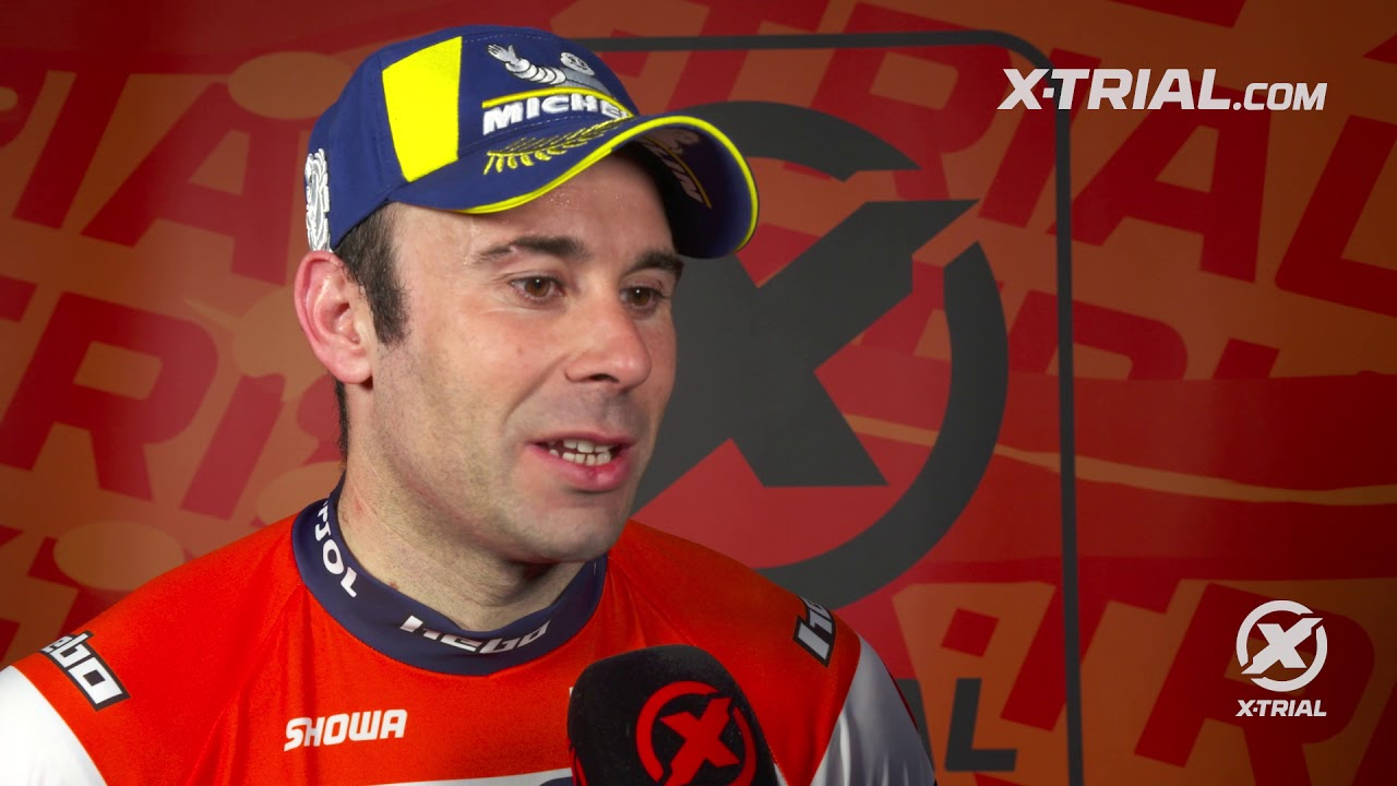 X-Trial Granada 2019 - Toni Bou Interview