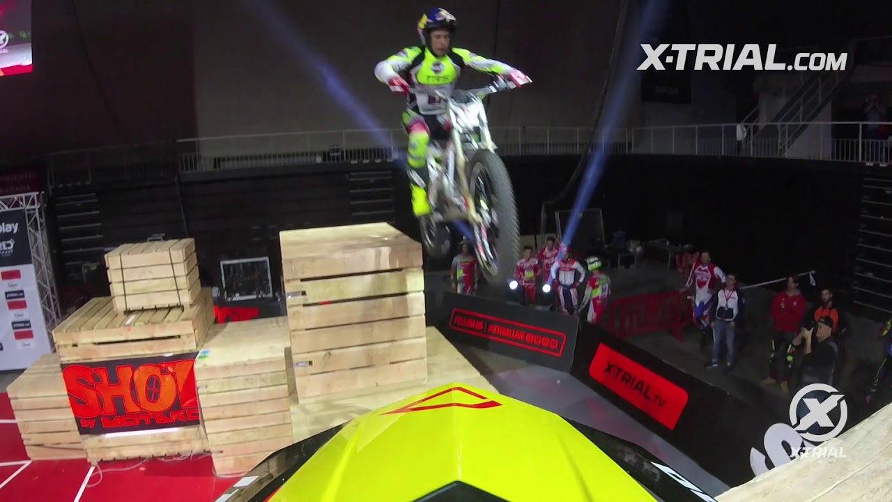 X-Trial Granada 2019 - Adam Raga Action Clip