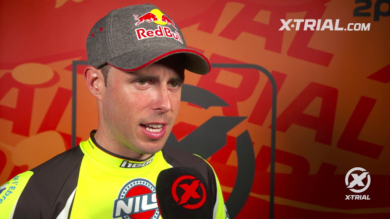 X-Trial Marseille 2019 - Adam Raga Interview