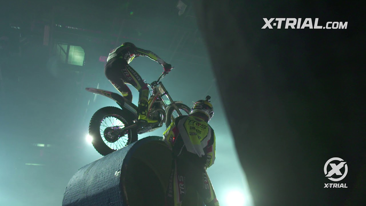X-Trial Marseille 2019 - Adam Raga Action Clip