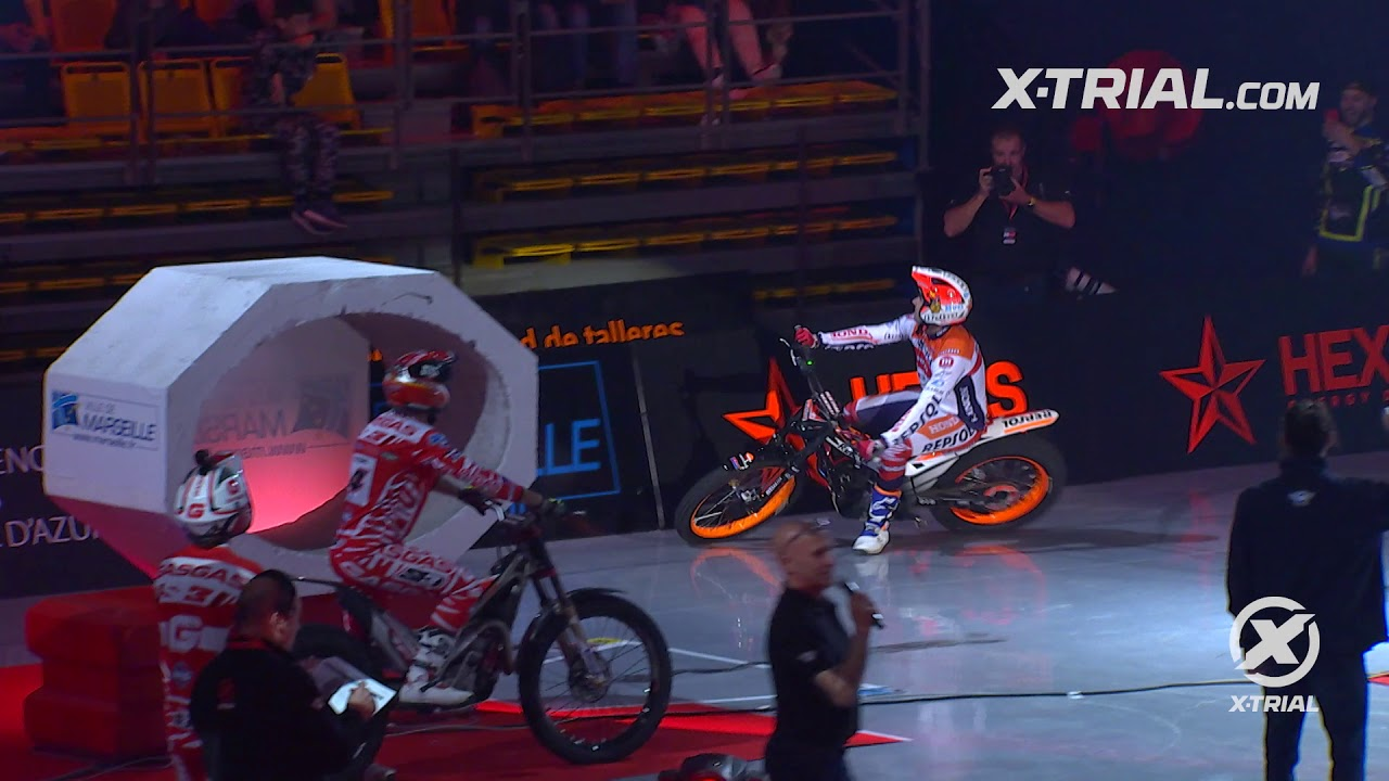X-Trial Marseille 2019 - Toni Bou Action Clip