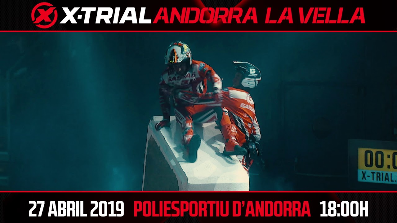 X-Trial Marseille 2019 - Top Crashes