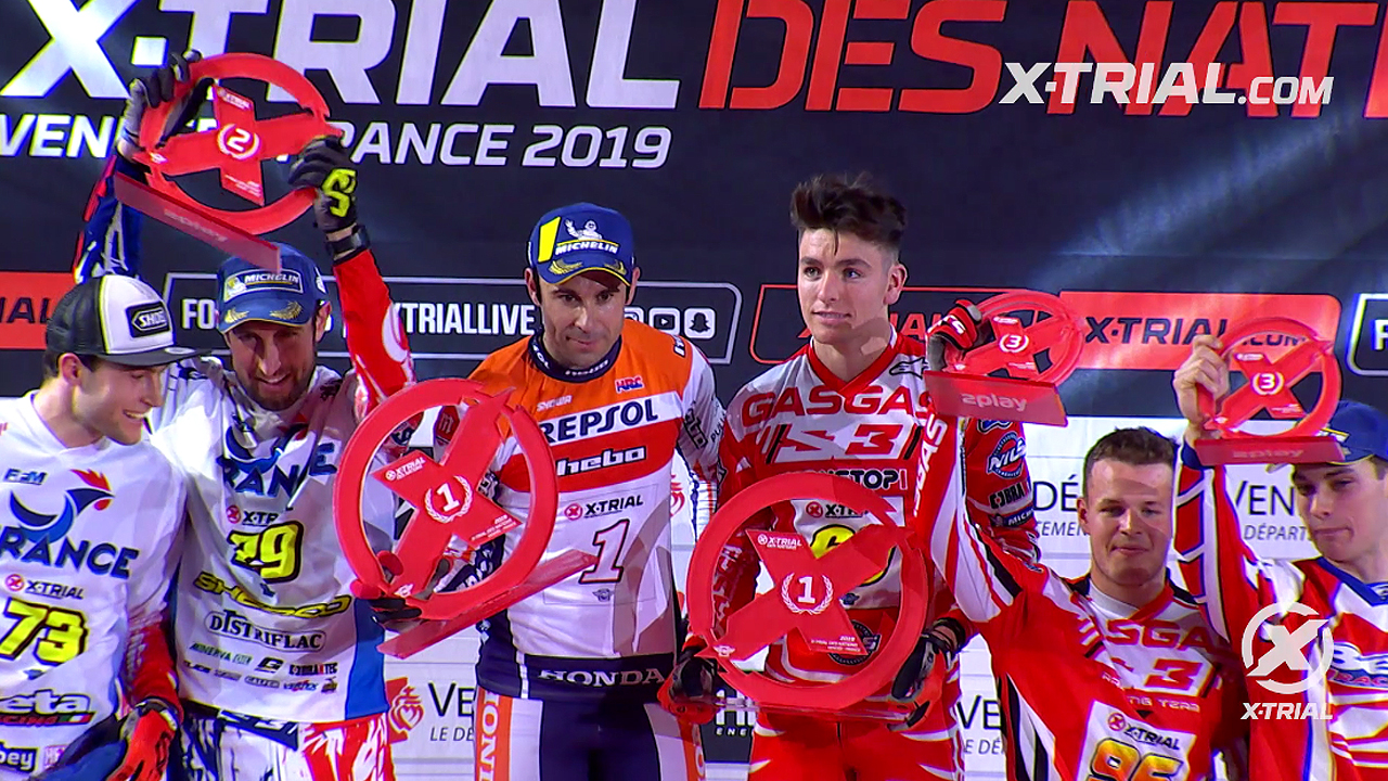 X-Trial des Nations 2019 - Highlights