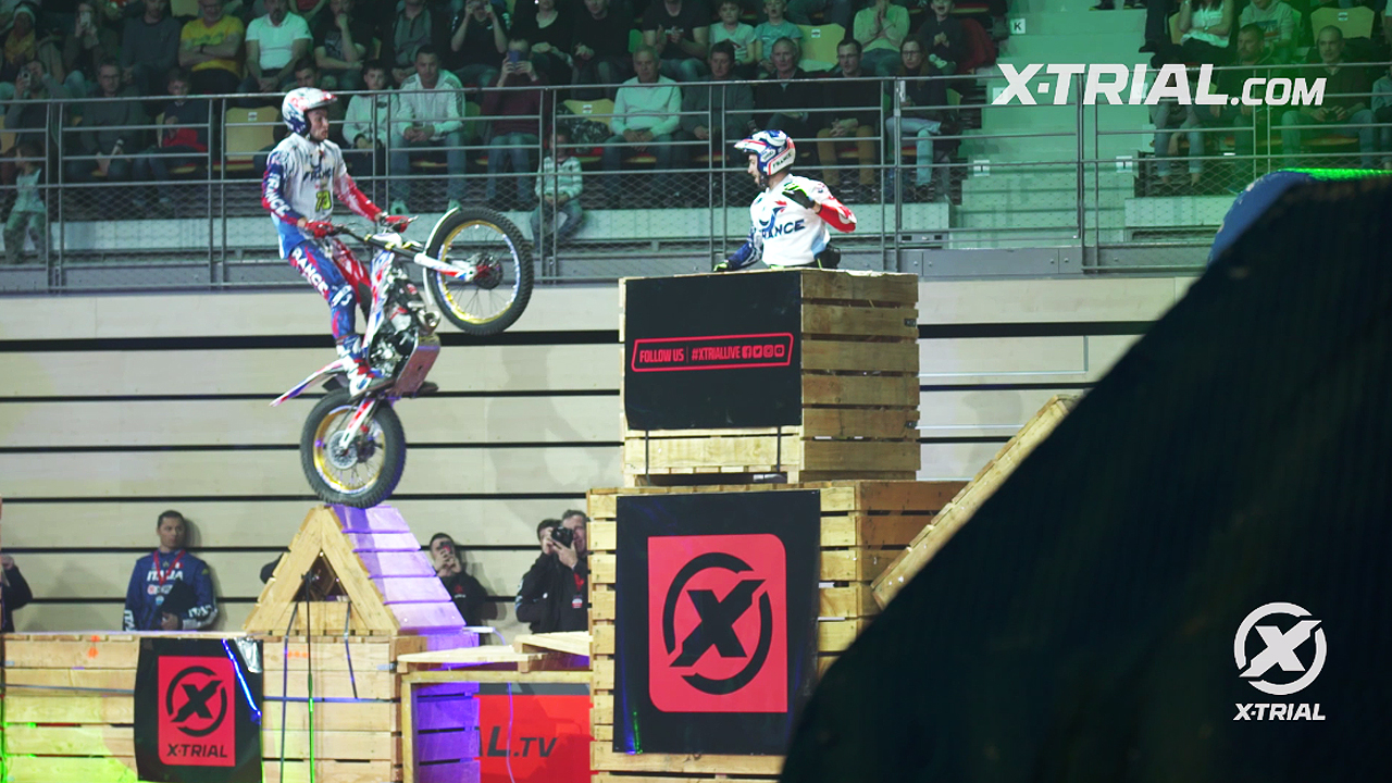 X-Trial des Nations 2019 - Benoit Bincaz Action Clip