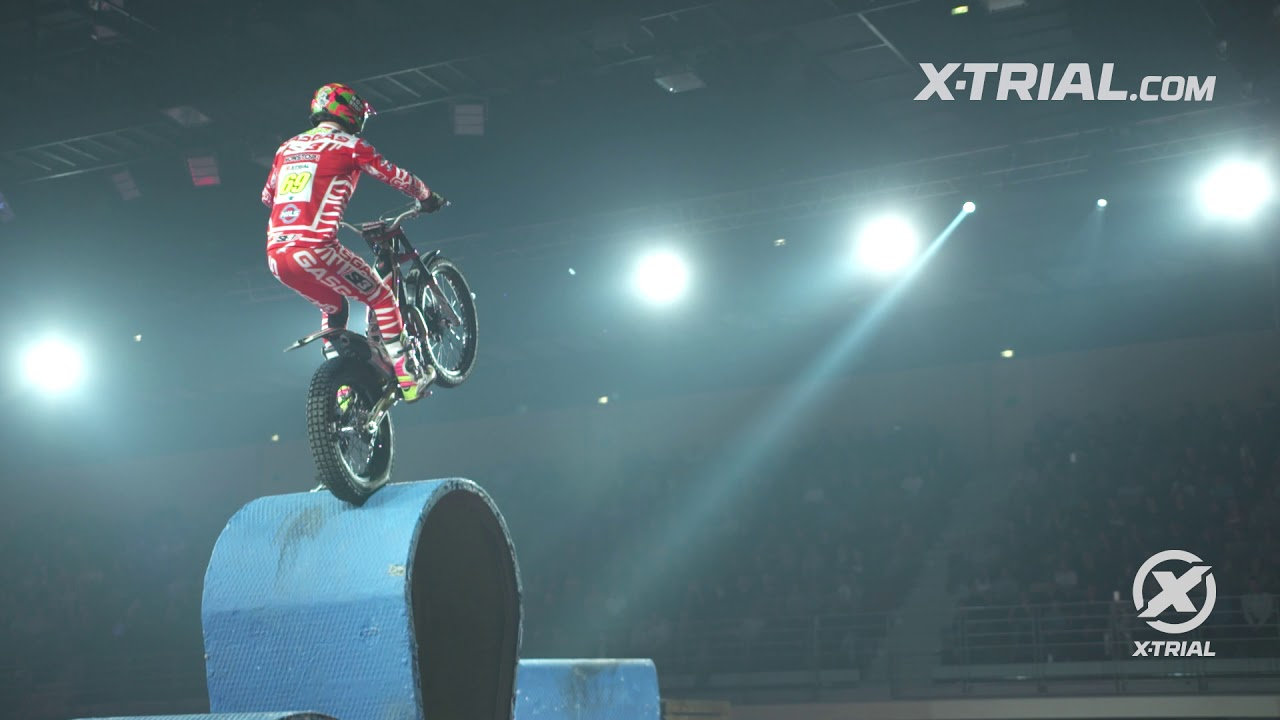 X-Trial des Nations 2019 - Jaime Busto Action Clip