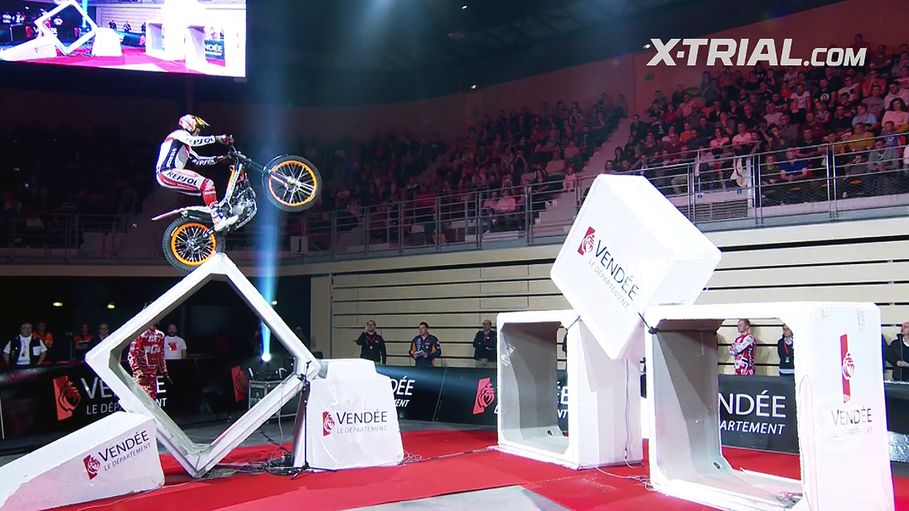 X-Trial des Nations 2019 - Toni Bou Action Clip