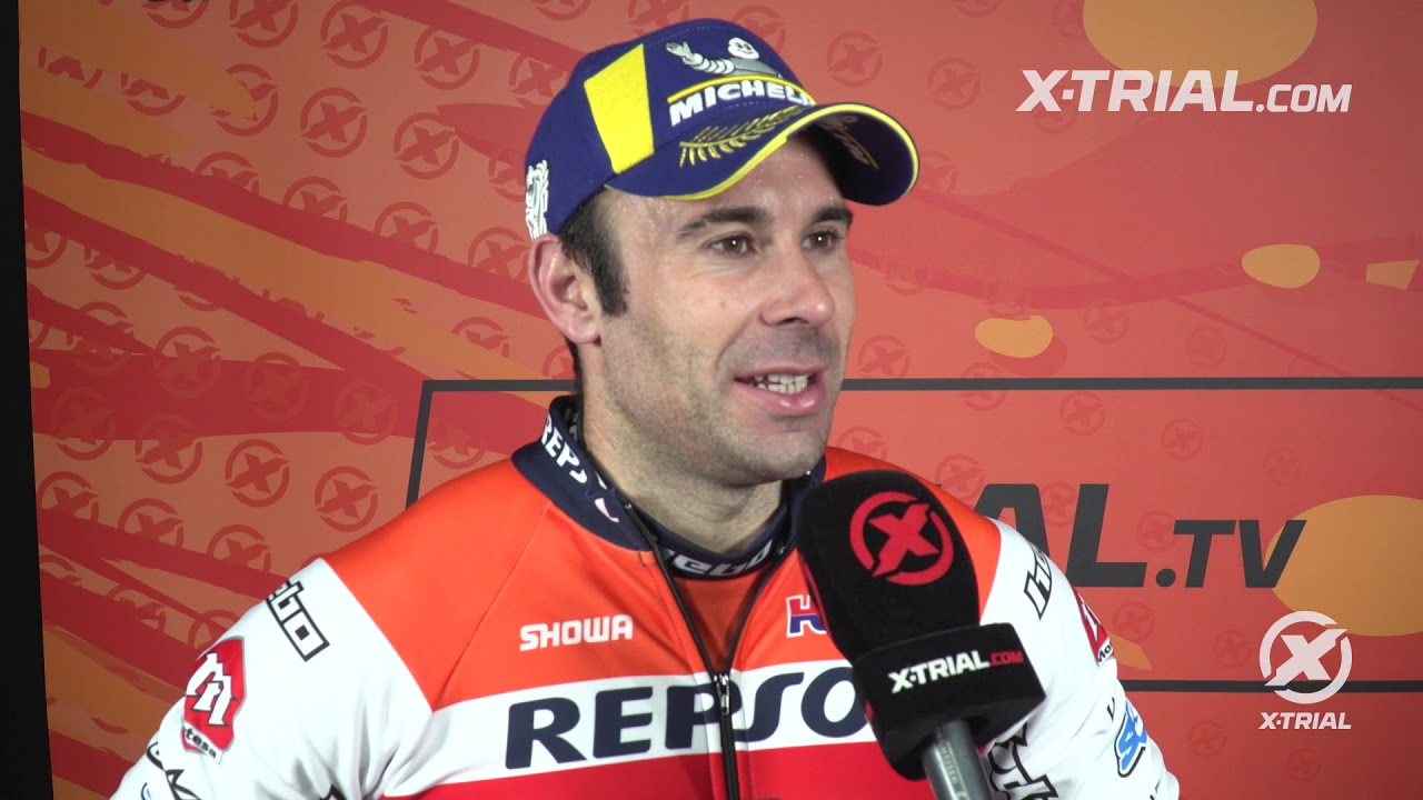 X-Trial Rennes 2020 - Toni Bou Interview