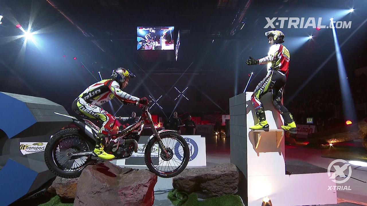 X-Trial Rennes 2020 - Adam Raga Action Clip