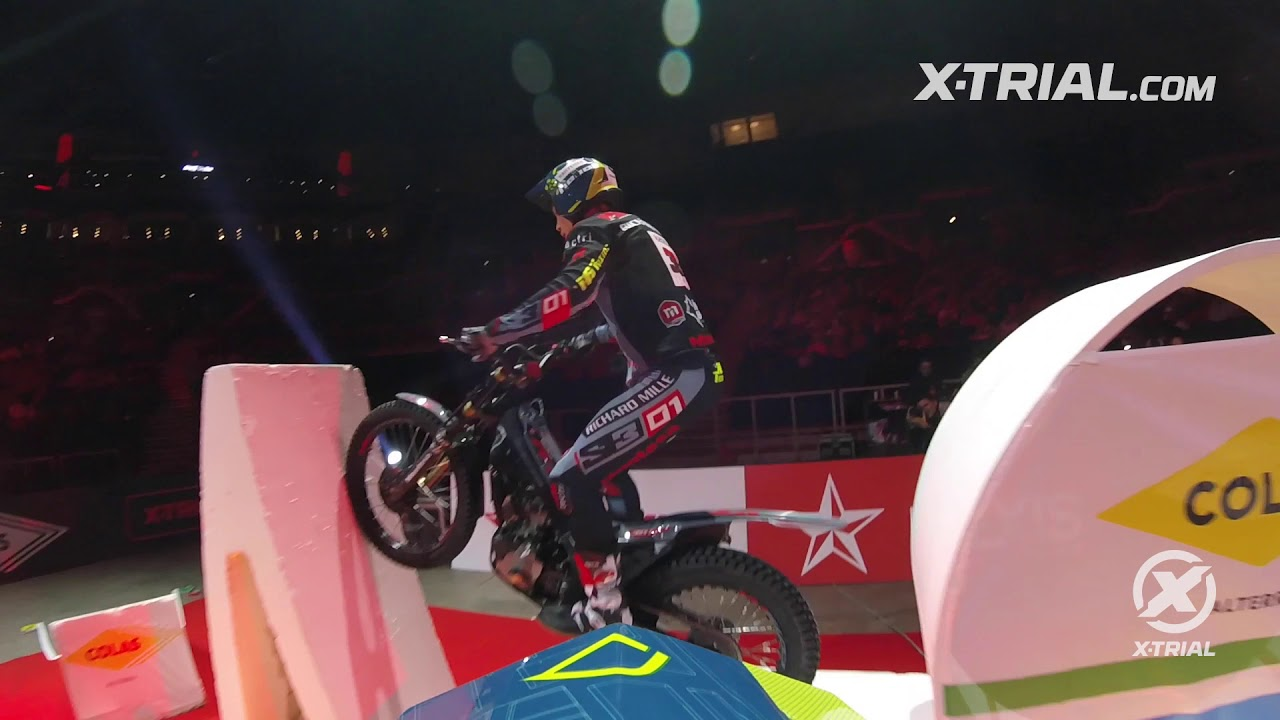 X-Trial Budapest 2020 - Gabriel Marcelli Action Clip