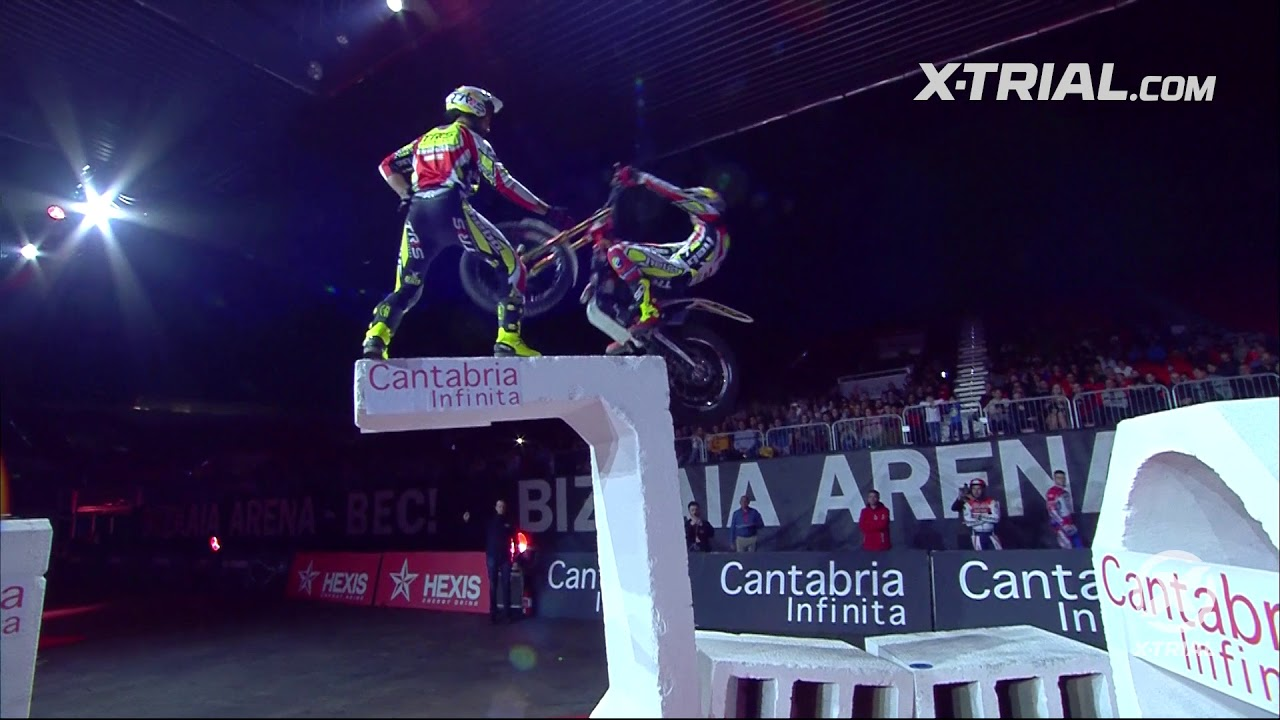 X-Trial Bilbao 2020 - Adam Raga Action Clip