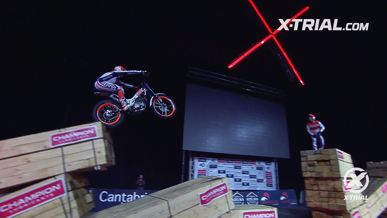 X-Trial Bilbao 2020 - Toni Bou Action Clip