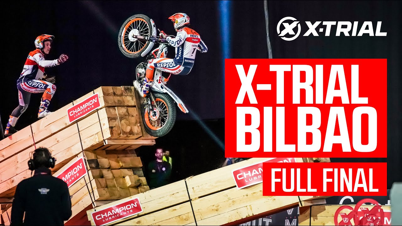 X-Trial Bilbao 2020 - Full Final