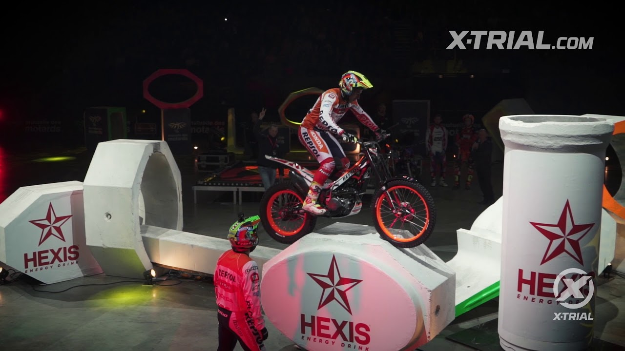 X-Trial Montpellier - Toni Bou Action Clip
