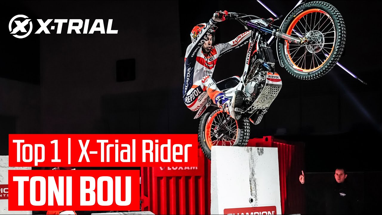 Best of Toni Bou 2020