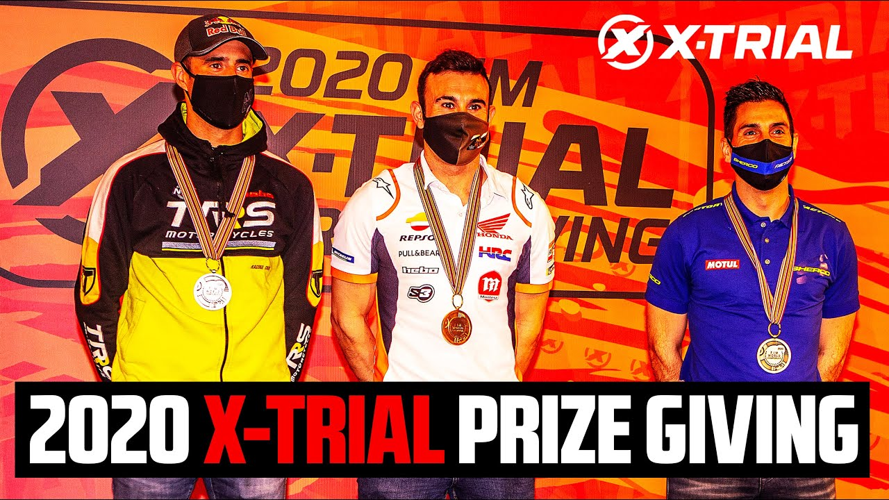 2020 X-Trial Prize Giving