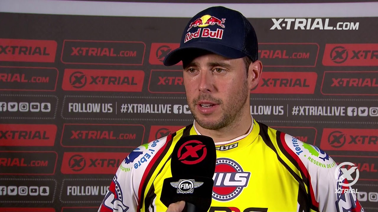 X-Trial Montpellier - Adam Raga Interview