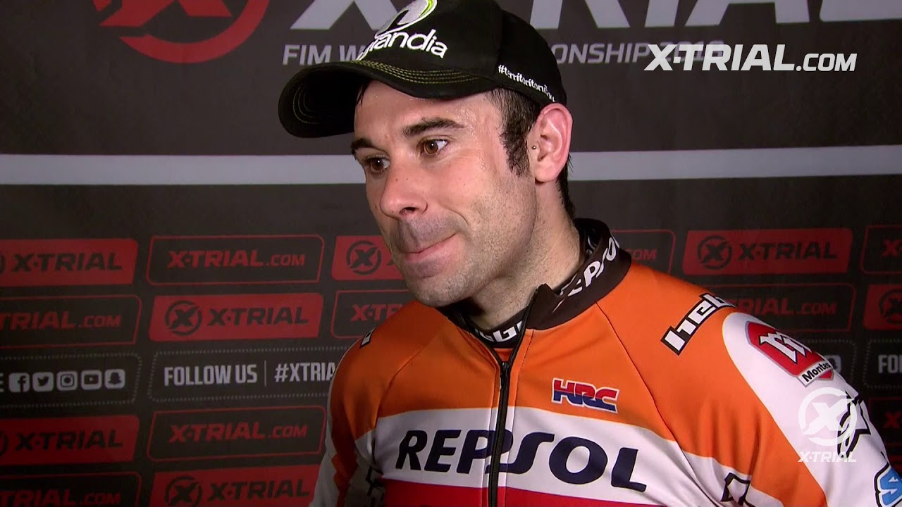 X-Trial Toulouse - Toni Bou Interview