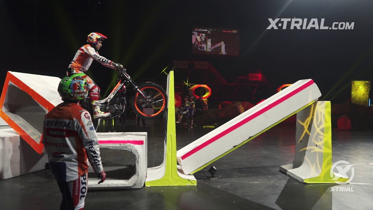 X-Trial Strasbourg - Toni Bou Action Clip