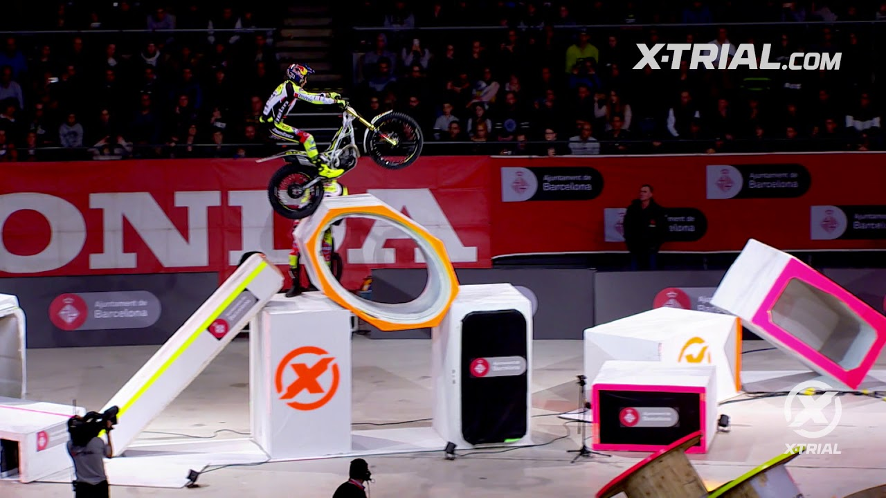 X-Trial Barcelona - Highlights