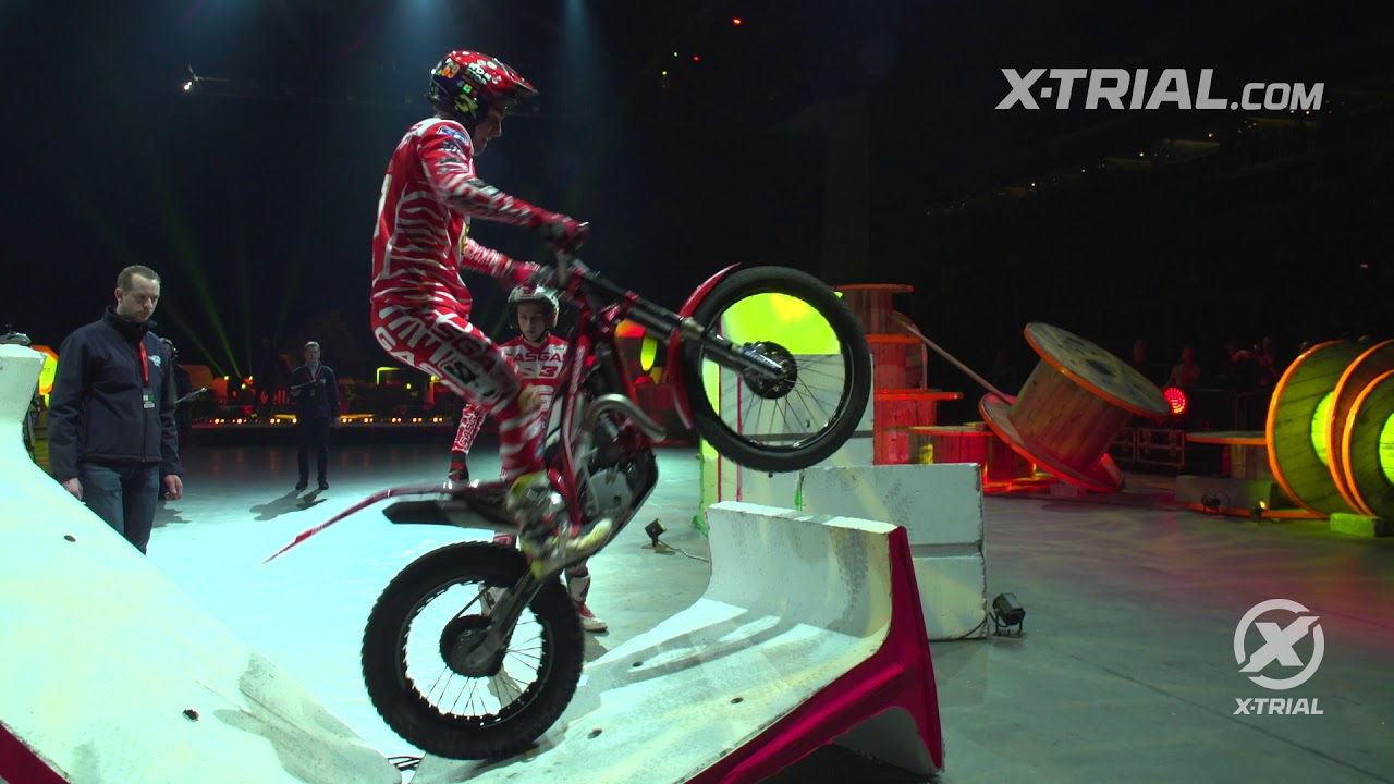 X-Trial Budapest - Jaime Busto Action Clip