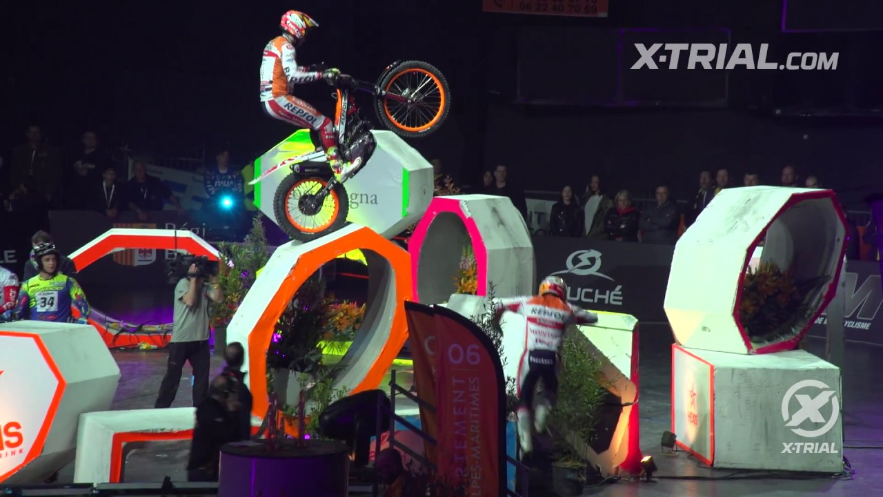 X-Trial des Nations - Toni Bou Action Clip