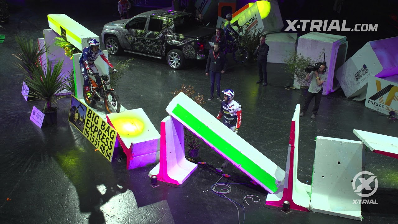 X-Trial des Nations - Benoit Bincaz Action Clip
