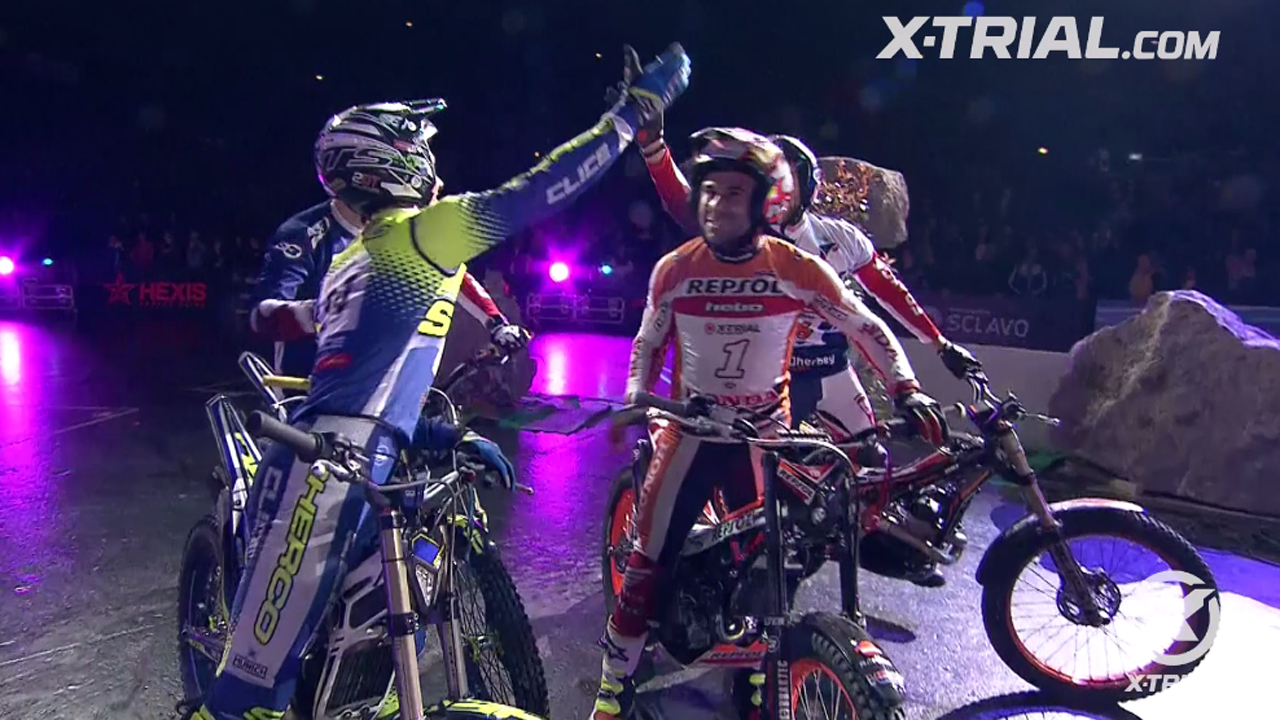 X-Trial des Nations - Highlights
