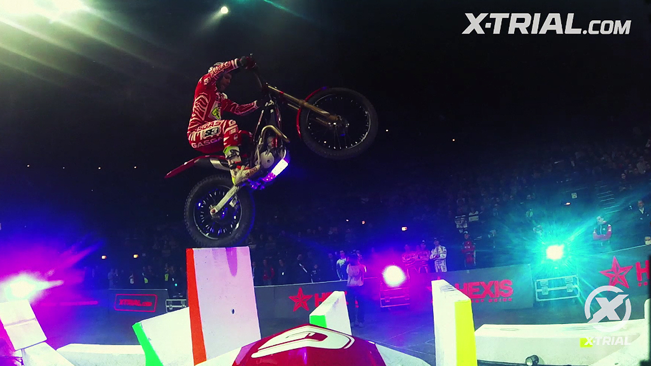 X-Trial Stars 2019 - Jaime Busto et Gas Gas