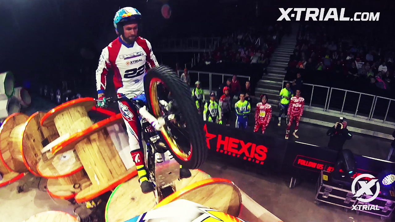 X-Trial Stars 2019 - James Dabill; the British acrobat!!