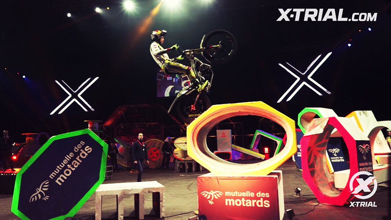 X-Trial Stars 2019 -  Adam Raga amazing actions !!